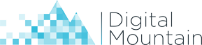 Digital Mountain GmbH Logo